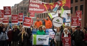 Fracking vollständig verbieten – BUND