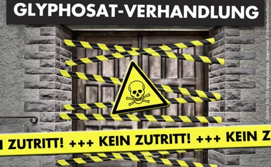 Die gute Nachricht: EU lehnt Glyphosat ab
