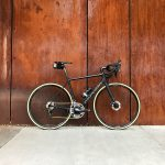 Das Leben ist wie Fahrrad fahren …