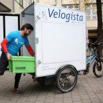 Bürobedarf ökologisch per Lastenrad in Berlin & mehr